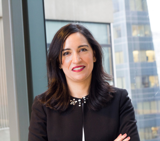 Ana Carrizosa Anderson, Ph.D. Portrait