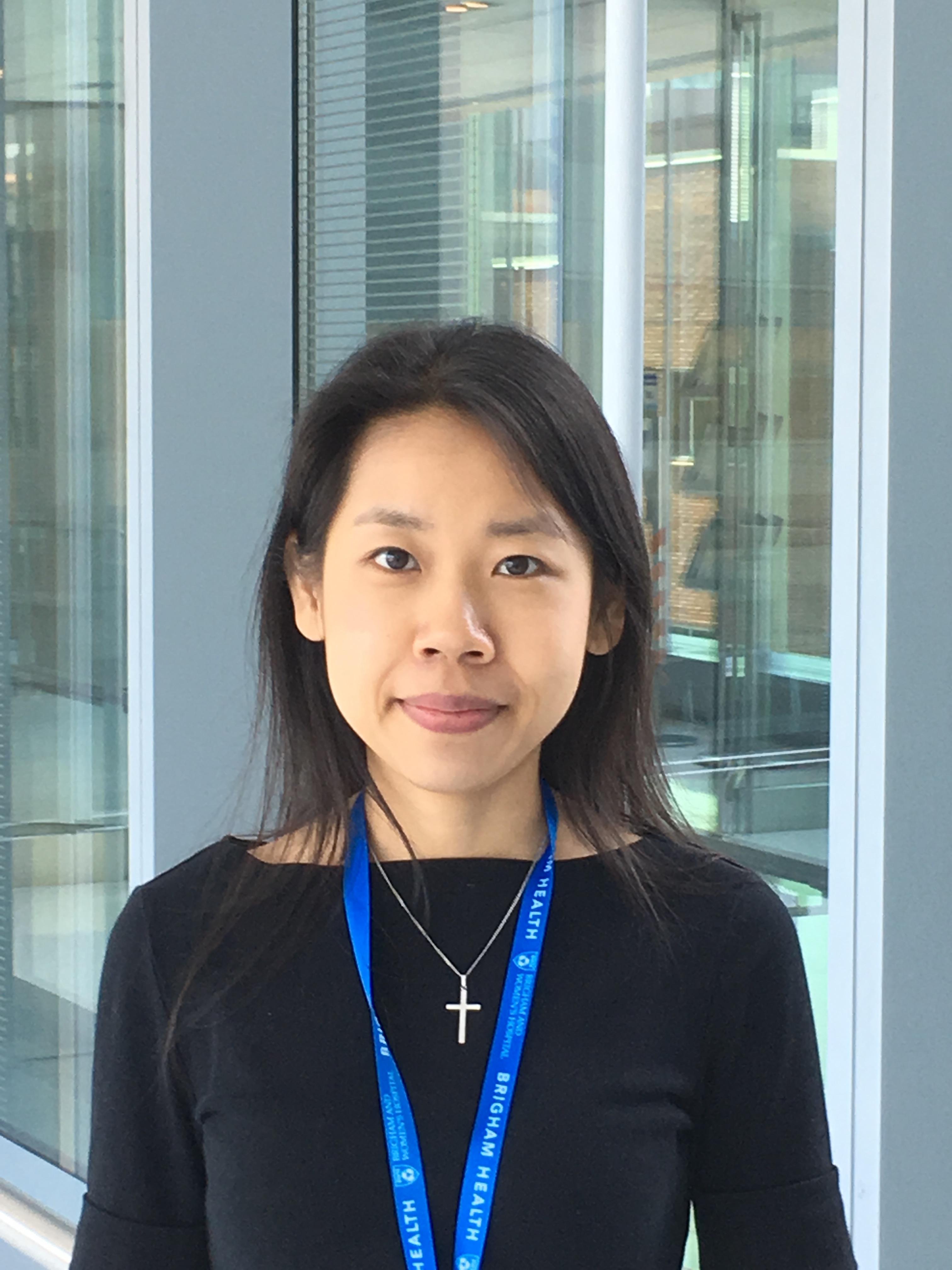Amber Xue, M.S. profile