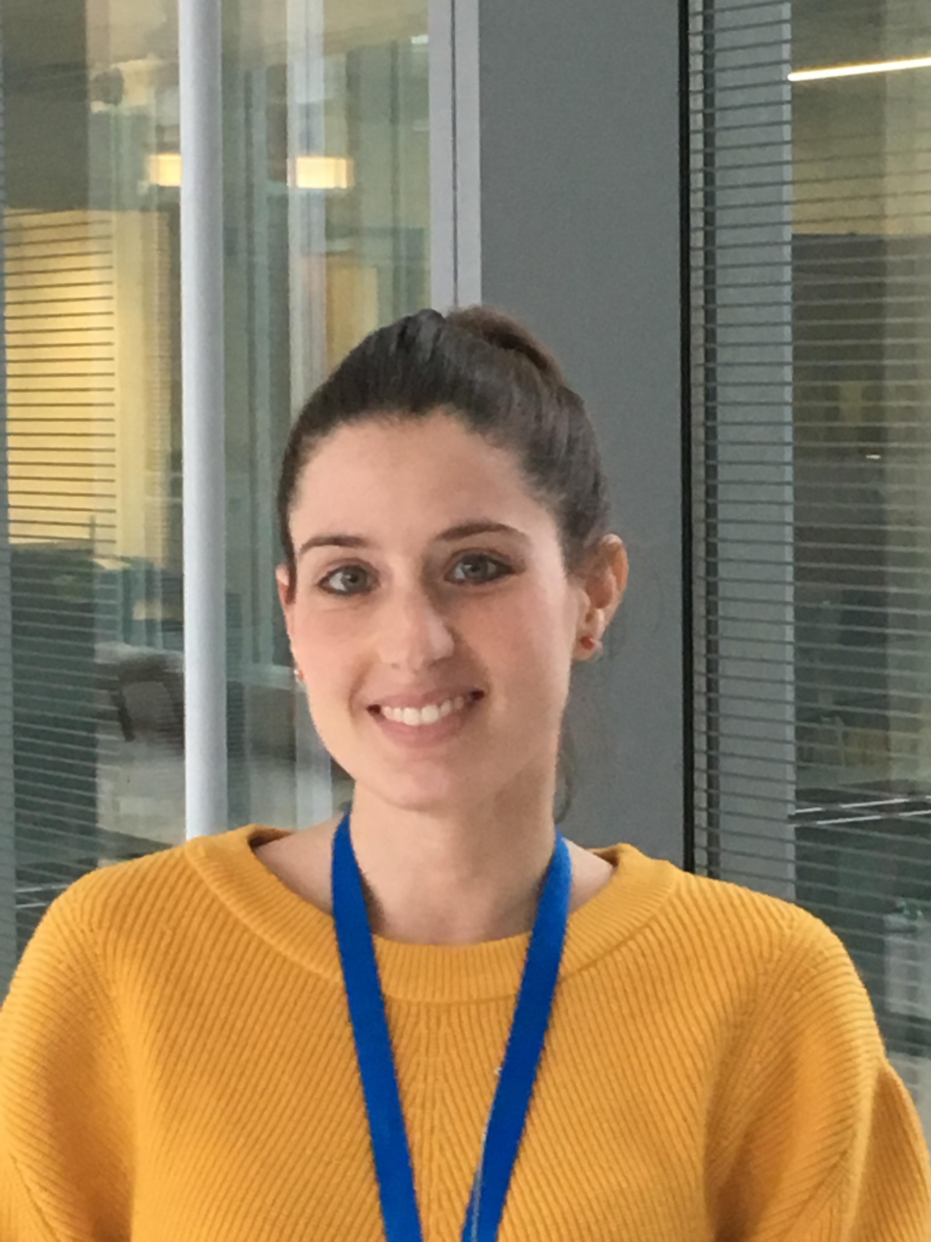 Giulia Escobar, Ph.D. profile