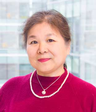 Junrong Xia profile